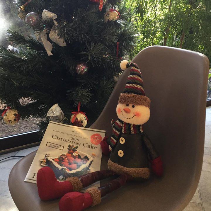 【クリスマスケーキ、長野県上田市でのお引取りも可能です❤️】