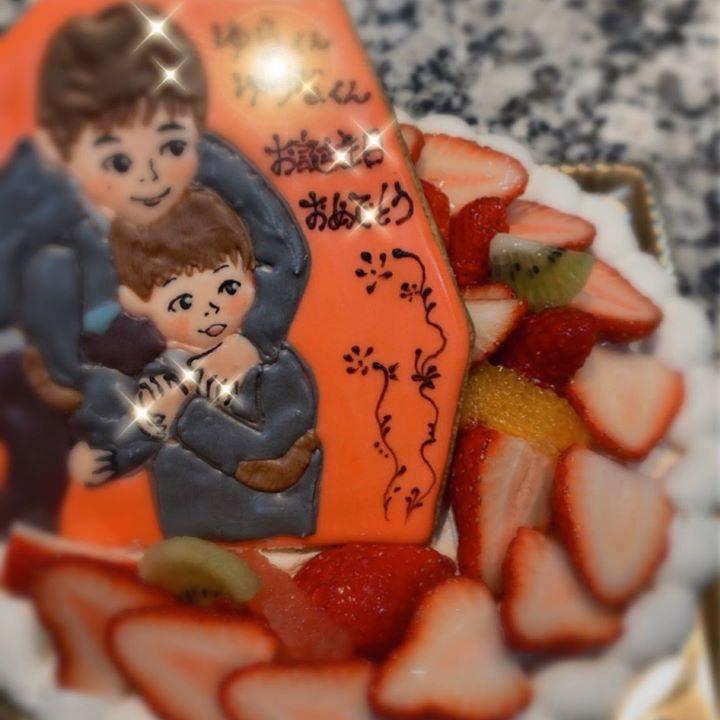 【バースデーケーキのご注文🎂❤️承っております👩🏼🍳✨】