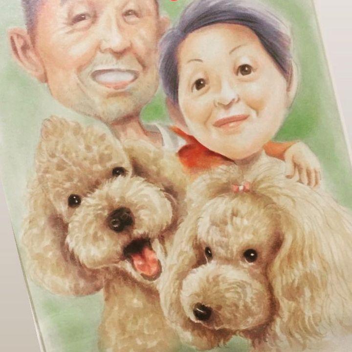 【世界レベルの似顔絵といえば!の本橋浩典氏来店されます!!】